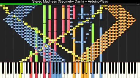 geometry dash soundtrack list