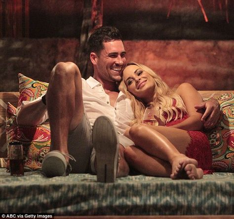Josh Murray gushes over Bachelor In Paradise squeeze Amanda Stanton'