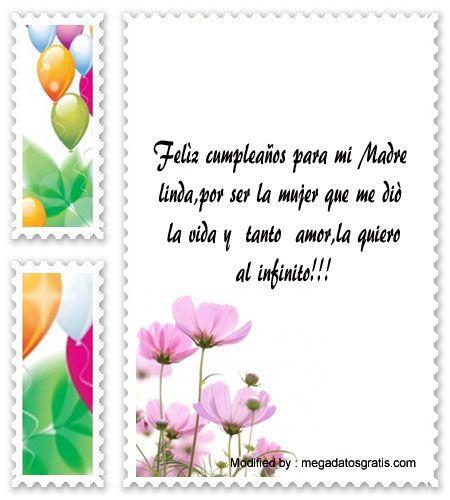 Frases Y Cartas De Cumplea 241 Os Para Mi Madre Mensajes De Mejores Frases De Feliz Cumpleaños Cartas De Cumpleaños Frases De Feliz Cumpleaños