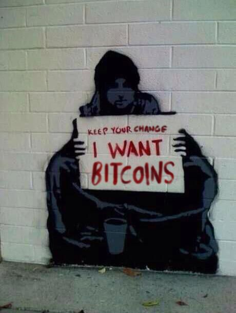 42 best Bitcoin Fotos images on Pinterest   Anarchy quotes, Art ...