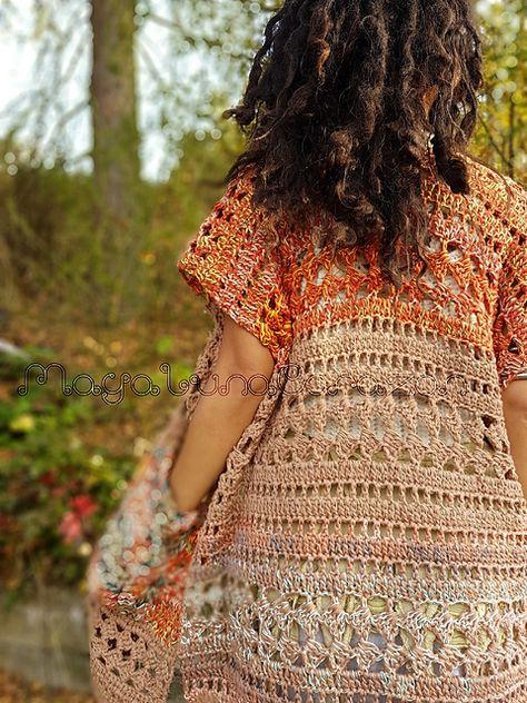 Ravelry: Woodland Cardigan pattern by Matinee Maya Imchum