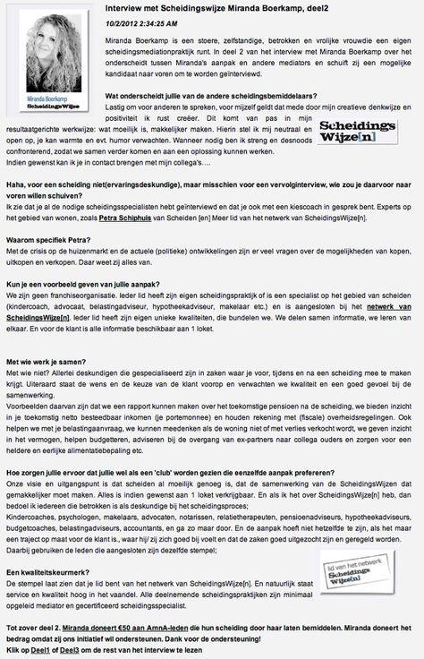 Scheidingswijze Miranda Boerkamp Interview deel 1 Ik ga scheiden - building superintendent resume