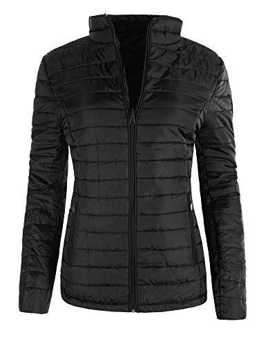 P075 Damen Winter Mantel Jacke Steppjacke Parka Jacket