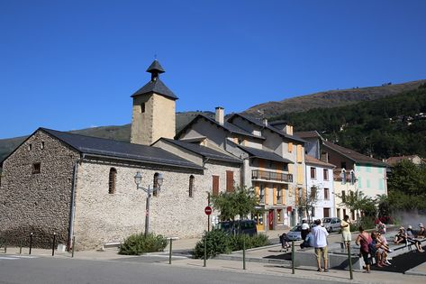 The City Of Ax Les Thermes The Skiing Spa Center Of Ariege