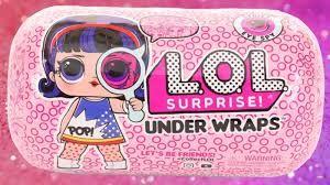 LOL Surprise Doll Eye Spy Series 4 Sis Big Sister As If Baby Underwraps Capsule