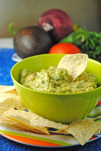 Guaca-Salsa-Mole ~ And Lessons From My Father... | Juanita's Cocina
