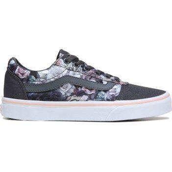 Vans shoes, Vans floral shoes, Cute shoes