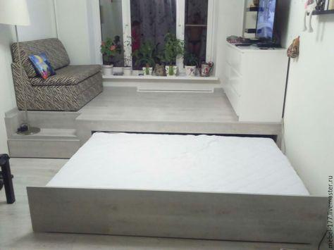 Картинки по запросу bett podest Our House Pinterest Smallest - schlafzimmer nach maß