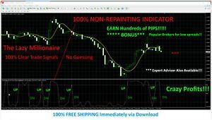 Looking For A Custom Metatrader 4 Mt4 Arrow Indicator With At