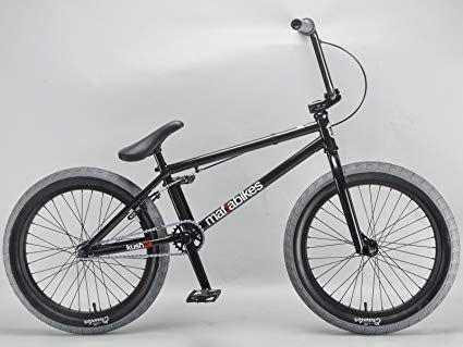 Mafiabikes Kush 2 20 inch BMX Bike Gray