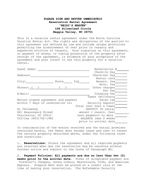 Printable Sample Rental Lease Agreement Templates Free Form Real - lease template word