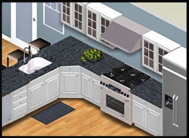 Kitchen Designs Online Collection Gorgeous Best 25 Kitchen Design Software Ideas On Pinterest  I Shaped . Design Inspiration