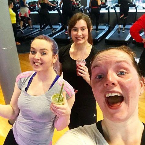 fitnessmotivation Ultimate sweat fest! Nice...