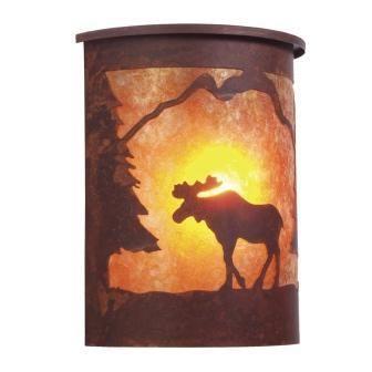 Willapa Sconce Moose Outdoor Flush Mounts Outdoor Sconces Bulkhead Light