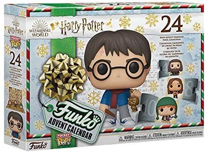 Amazon Com Funko Advent Calendar Harry Potter 24 Vinyl Figures 2020 Toys Games Harry Potter Advent Calendar Harry Potter Funko Harry Potter Ornaments