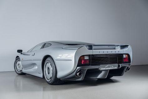 Jaguar Xj220 For Sale >> Pin On All Cars Nz