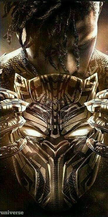 Download Hd Desktop Wallpapers For Your Desktop Pcs Wallpaper Hubs Black Panther Marvel Black Panther Black Comics