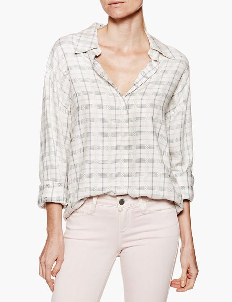 PAIGE Womens Delisa Shirt