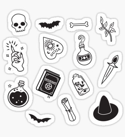 Music Stickers Cute Stickers Print Stickers Hydroflask Stickers