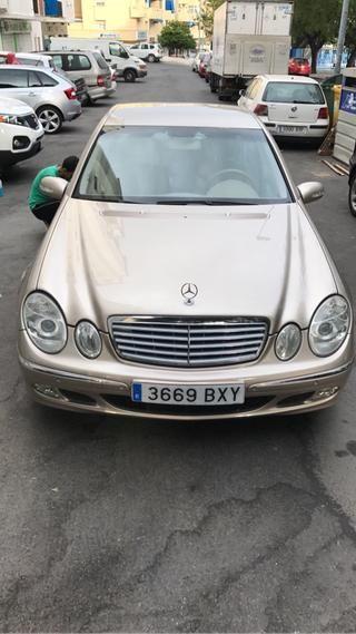 2003 E Elegante En Segunda Mercedes 100kms Clase Mano Benz De iTOPkXZwu