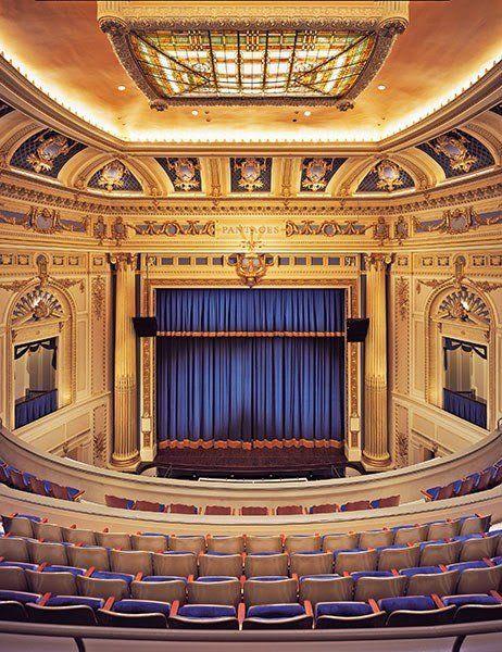 Pantages Theater Minneapolis Mn Historic Theater Pantages Theater Theatre Architecture