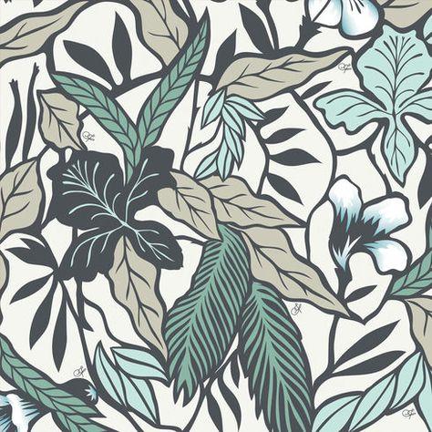 Alejandro Cardenas - Textile design for Proenza Schouler