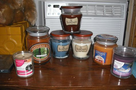 I love Timberwick Candles and may more from Hanna's Candle Company