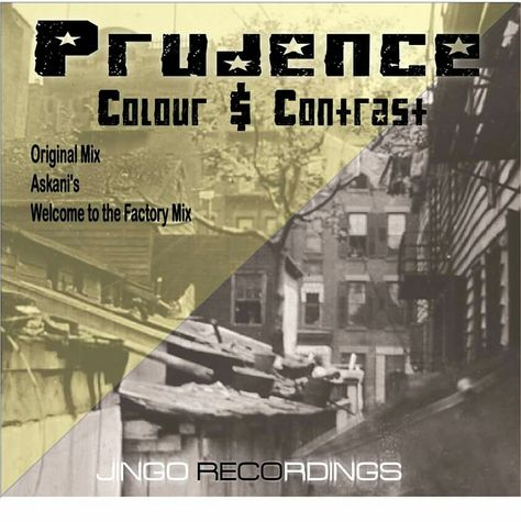 Prudence Colour And Contrast out now on Jingo Recordings