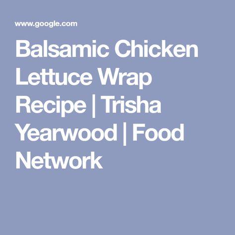 List Of Pinterest Trishna Yearwood Recipes Chicken Healthy Food