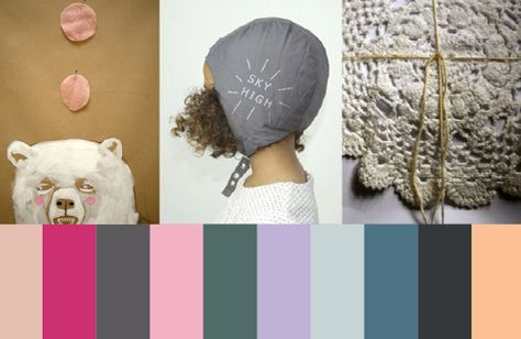 Fall Winter 2012 - 2013 Home Trend Report curiousity color
