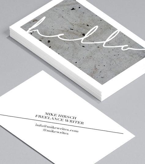 Designvorlagen Für Visitenkarten Durchstöbern Www Moo Com