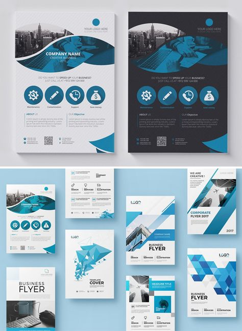 20 Corporate Flyer - Double Sided