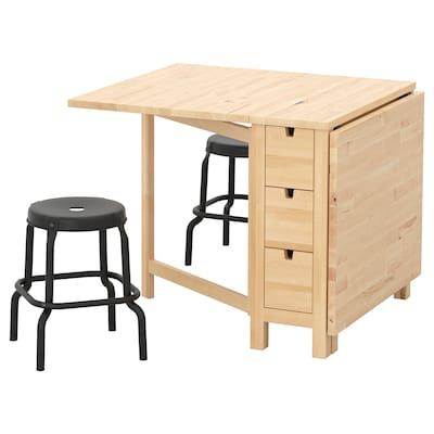 Home Furniture Store Modern Furnishings Decor Ikea Norden Gateleg Table
