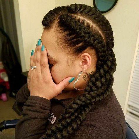 Long Goddess Braid   - Goddess Braids - #braid #Braids #Goddess #long   - Braid Recipes - #braid #Braids #Goddess #long #Recipes #boxbraidsbun