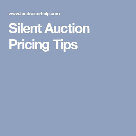 6 Silent Auction Bid Sheet Templates - formats, Examples in Word