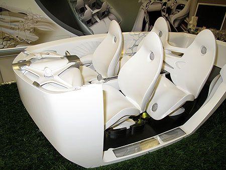 Covertry School of Art & Design Degree Show 2013. Car Interior ...
