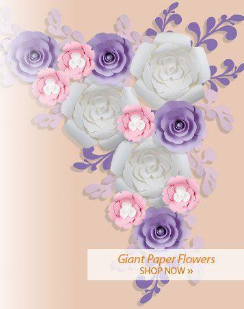 Ez Fluff 16 Gold Tissue Paper Pom Poms Flowers Balls Decorations