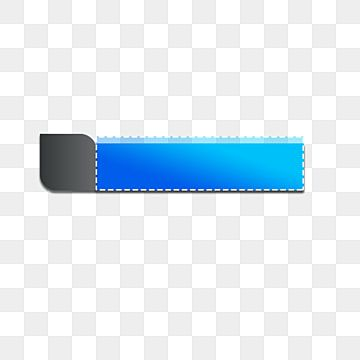 Creative Lower Third Blue And Gray Vector Png And Psd Lower Third Banner Creative Beautiful Lower Third Png Transparent Clipart Image And Psd File For Free D Lower Thirds Creative Banner