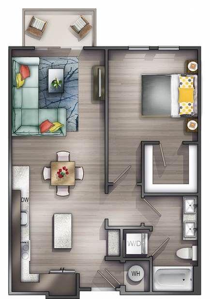 Design House 1 Floor Closet 63 Best Ideas Studio Apartment Floor Plans Bedroom Floor Plans Apartment Floor Plans
