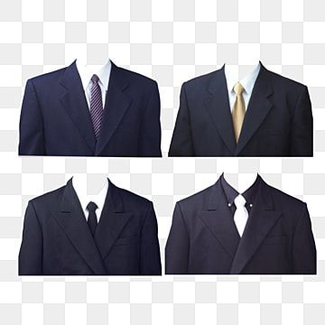Luxury Black Suit Set Clothes Clipart Photo Clothes Png Transparent Clipart Image And Psd File For Free Download Black And White Suit Suits Psd Free Photoshop