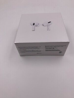 Apple Airpods Pro W Wireless Charging Case Earphones Mwp22am A Airpods Pro Earphone Wireless