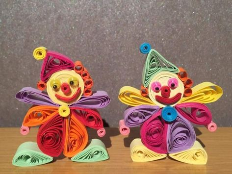 quilling paper art for kids - #Art #kids #Paper #Quilling