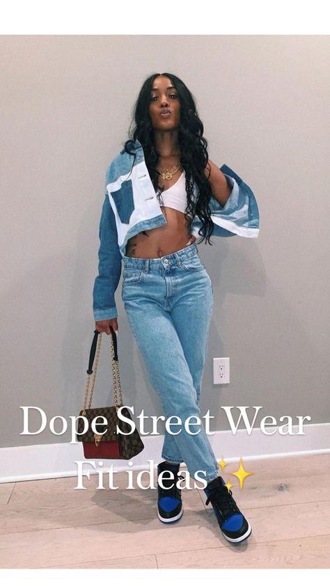 Dope Street Wear Fit ideas ✨