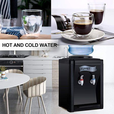 Hot Cold Waterwith This Water Cooler You Can Choose Between Cold