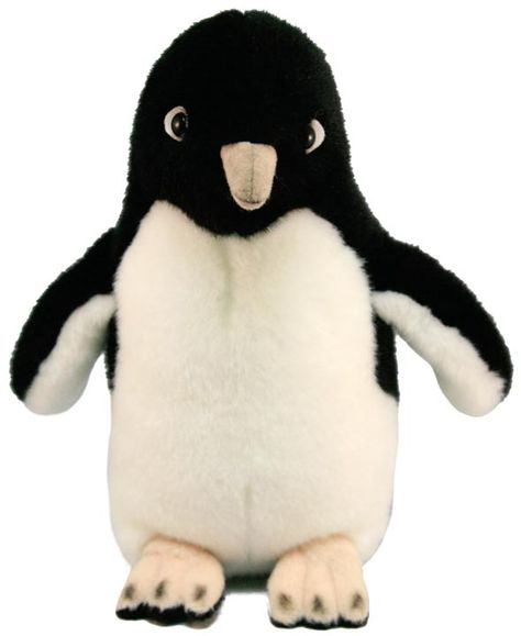 Adopt a penguin from WWF http://www.charitychoice.co.uk/blog/christmas-gifts/171