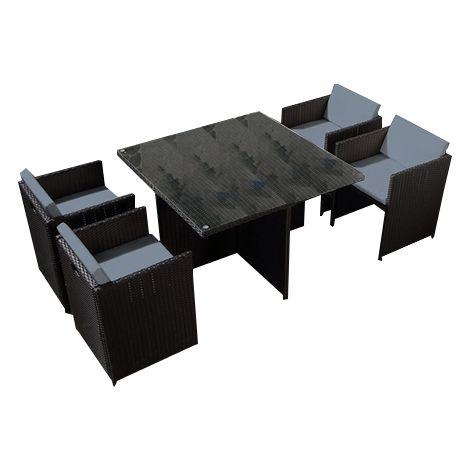 Salon de jardin in 2019 | Furniture, Table, Decor