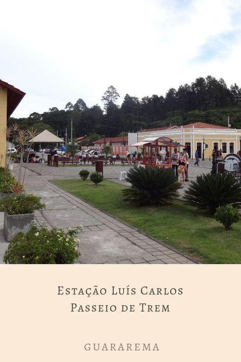Guararema, uma pequena cidade do interior de São Paulo. Com várias opções lugares para conhecer e um delicioso passeio de trem Maria Fumaça. #guararema #passeiodetrem #mariafumaça