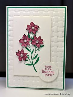 Flirty Flowers Cards Handmade Assorted Greeting Cards Flower Cards