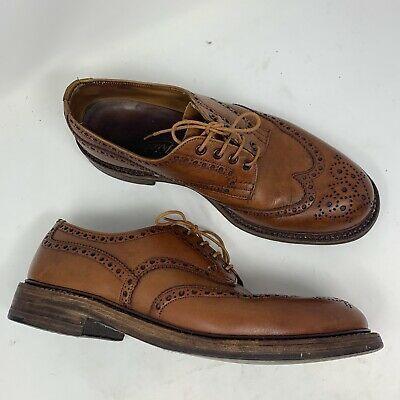 Acorn Antique Brown Mens Size