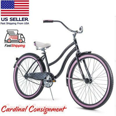 Buy Huffy 26 Cranbrook Womens Cruiser Bike With In 2020 Cruiser Bike Bicycle Buy Bicycle